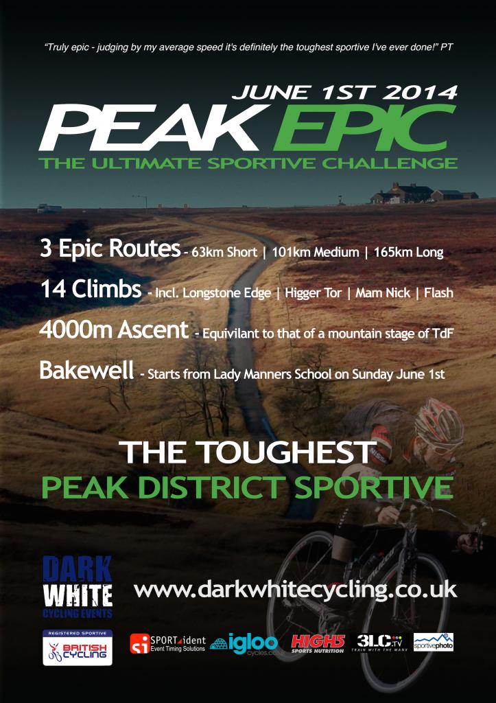 Peak Epic Poster